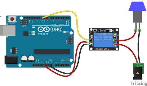 Arduino Code For Relay | arduino relay control with johnny five devacron com