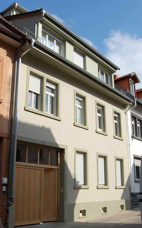 architekten heidelberg scheunenausbau kochhan weckbach architekten heidelberg