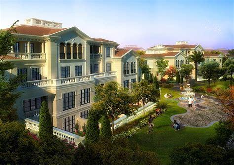 elite mansion cgtrader