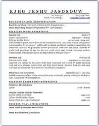 the total resume makeover for teachers teachingcom