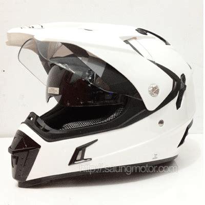 Helm Snail Supermoto Moto Mx311 Visor 1 review helm snail supermoto mx 311 morning rider