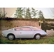 1962 Fiat 600D Record Vignale  Studios