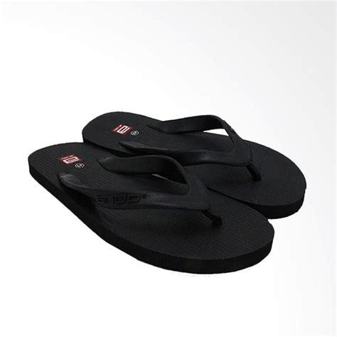 jual ando hawaii sandal jepit pria hitam