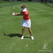 swaying golf swing swaying in problems swing plane