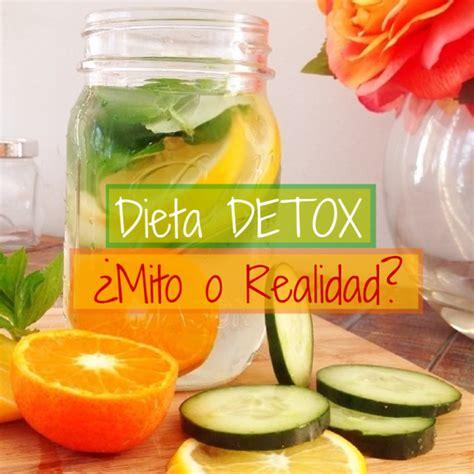De Detox by Dietas Detox Informaci 243 N Sobre Los Riesgos Y Peligros