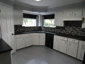 Kitchen Floor Paint For Tiles Kitchen Glass Mosaic Tile Floor Tile Paint Before And