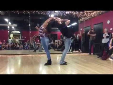 west coast swing dallas diego borges jessica pacheco west coast swing demo in