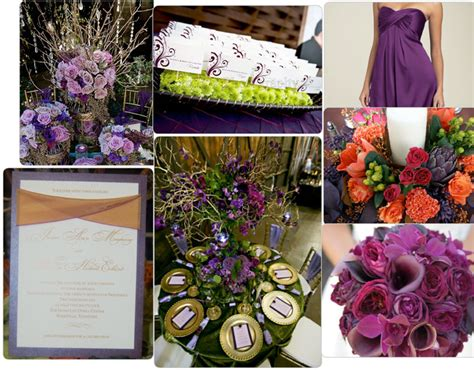 wedding color schemes for fall choosing a color scheme for your fall wedding