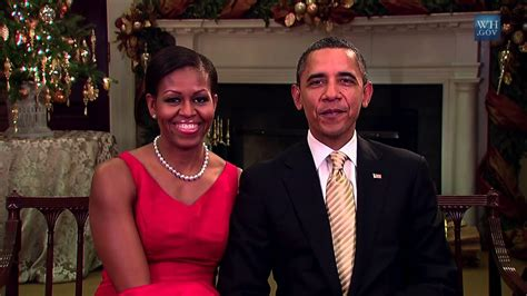 merry christmas obama and family hawaii merry from the obamas 2011
