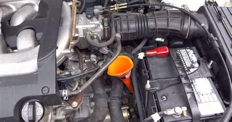 2003 honda odyssey transmission fluid honda accord how to check transmission fluid honda tech