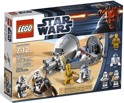 Wars Lego Droid Escape Pod lego wars 2016 droid escape pod 75136 jawas