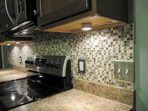 installing backsplash kitchen how to install backsplash on a budget apartment