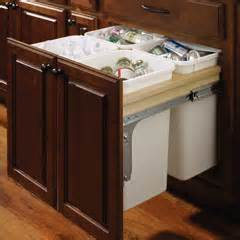 Kitchen Recycling Bins For Cabinets Carmen S Corner How To Make Your Condo Look 10 Years