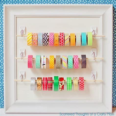 washi tape ideas lovely washi tape storage ideas saysie