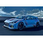 New Hyundai RN30 Concept Previews I30 N Hot Hatch  Auto Express