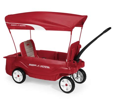 radio flyer the ultimate comfort wagon red radio flyer ultimate comfort wagon radio flyer toys