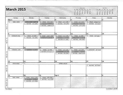 Court Search Nc Nc District Court Calendar Calendar Template 2016