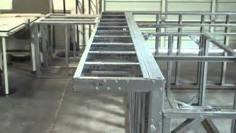 Scottsdale Pre Fab Outdoor Kitchen Frame By Bbqcoach Com