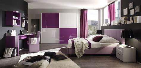 chambres d h es finist鑽e chambre adulte design laquee lilas zd2 ch a c d 032 jpg