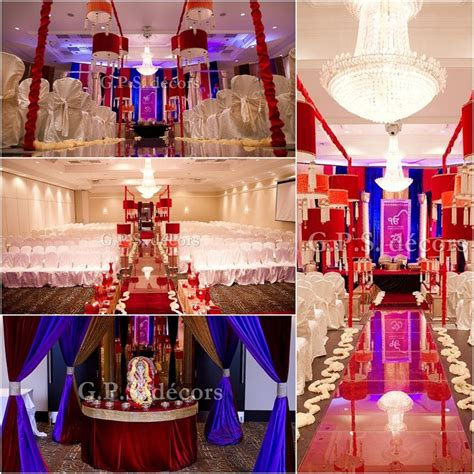 Concept Wedding Centre by Open Concept Mandap 2 Pearson Convention Centre Wedding