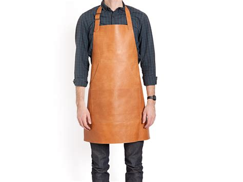 Kitchen Collection Free Shipping capps leather work apron moore amp giles ahalife