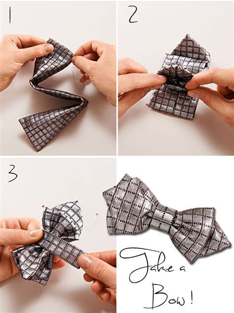 How To Make Handmade Bow Ties - 25 unique bow tie tutorial ideas on bow ties
