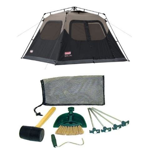 Coleman Instant 6 Cabin Tent by Coleman 6 Person Instant Cabin 11street Malaysia C