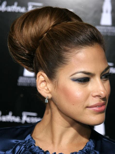 hairstyles on my picture eva mendes lavender hair