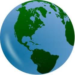 The World The World Globe Clipart Best