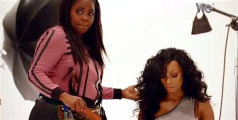 was la hair tv show cancelled la hair reality show cast kim kimble of la hair tv show is