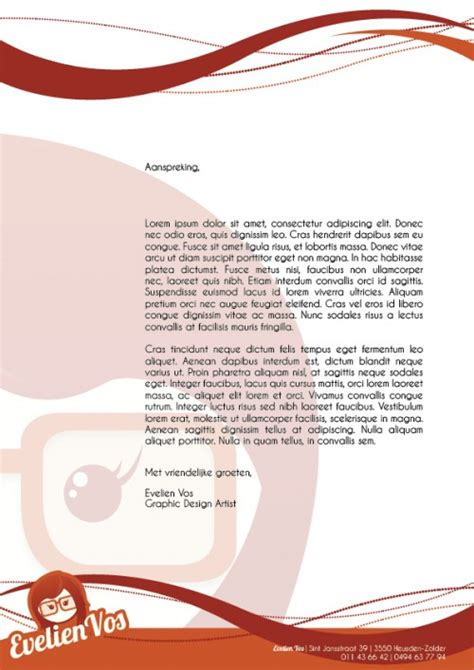 20 Inspirational Letterhead Design Ideas   CreativeHerald