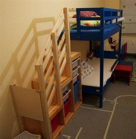bunk bed with stairs ikea bunk beds with stairs ikea woodworking projects plans