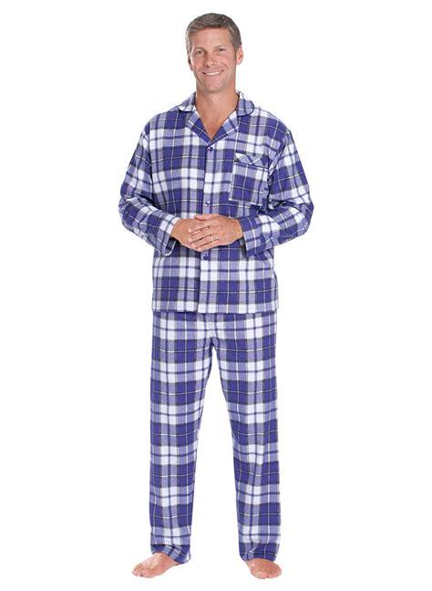 Comfortable Mens Pajamas by Flannel Pajamas For Comfortable Sleep