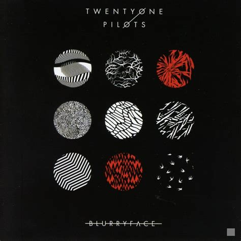 blurryface twenty one pilots formally known as the bollocks twenty one pilots blurryface