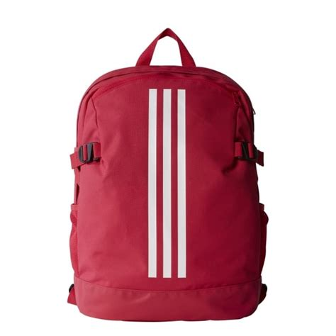 Adidas Backpack Power Iii Medium Backpack Original adidas 3 stripes power backpack medium in pink excell sports uk