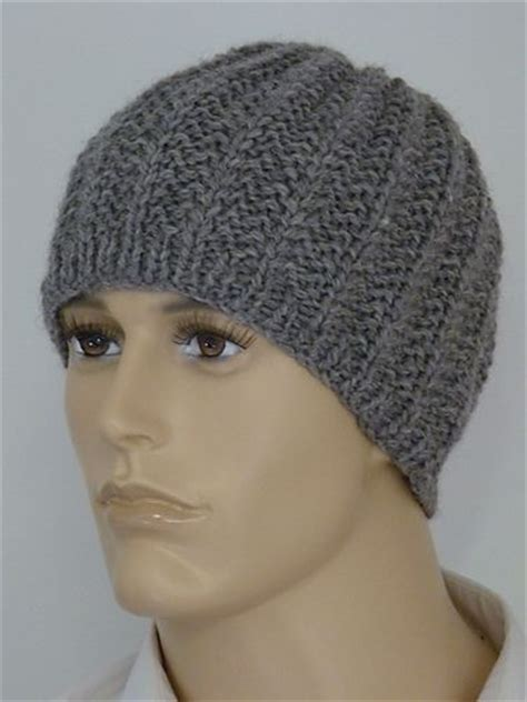 free knitting pattern mens beanie beanie for free pattern knitting hats