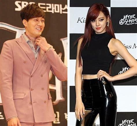so ji sub lee joo yeon so ji sub denies relationship rumors hancinema the