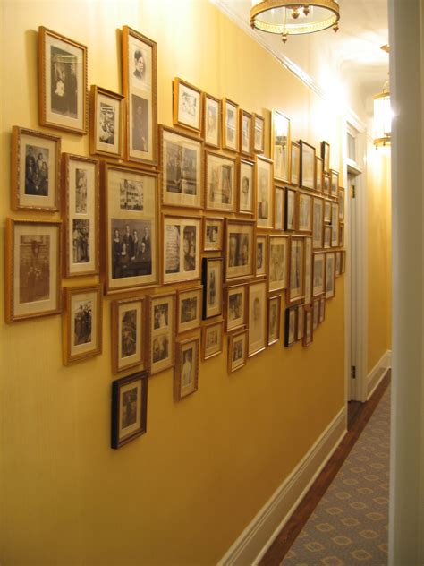 ideas on hanging pictures in hallway what to hang in a hallway archives ilevel