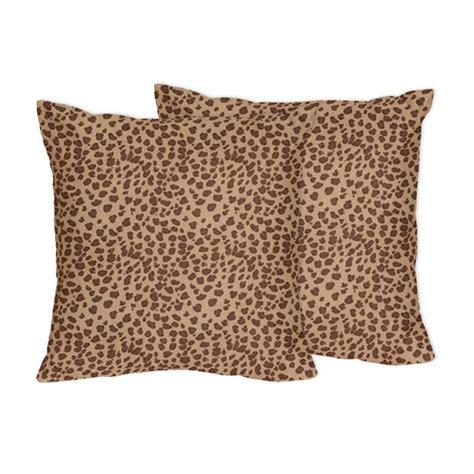 Animal Print Throw Pillows by Cheetah Animal Print Decorative Accent Throw Pillows By