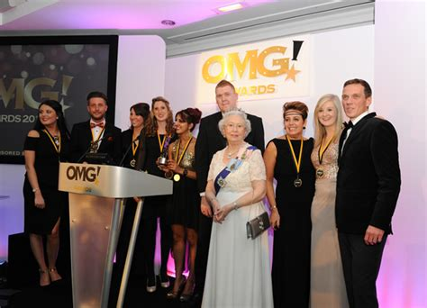 monarch cabin crew inaugural omg awards honour monarch airlines cabin crew