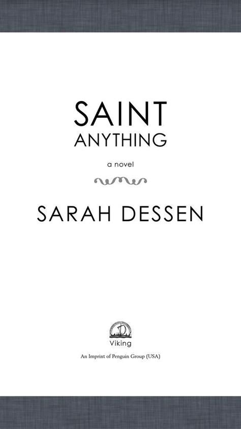 Anything By Dessen 17 Best Images About Dessen On
