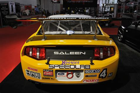 widebody truck blog saleen introduces a crewcab s331 sport truck for 2008