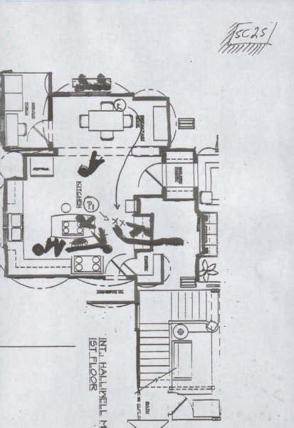 halliwell manor floor plans casa halliwell plano planta baja 2 charmed quinta