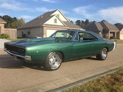 68 dodge charger 68 dodge charger car autos gallery