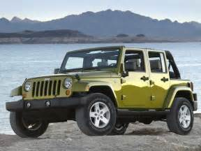 2007 jeep wrangler unlimited front left 3 1280x960 wallpaper