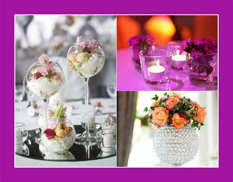 Blumen Tischdeko by Blumendeko Hochzeit