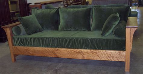 mission style sleeper sofa stickley sleeper sofa arts