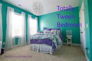 Tween Room Decor Decor You Adore Tween Room Fit For A