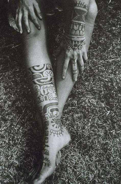 aztec tattoos for females best 25 aztec tribal tattoos ideas on arm