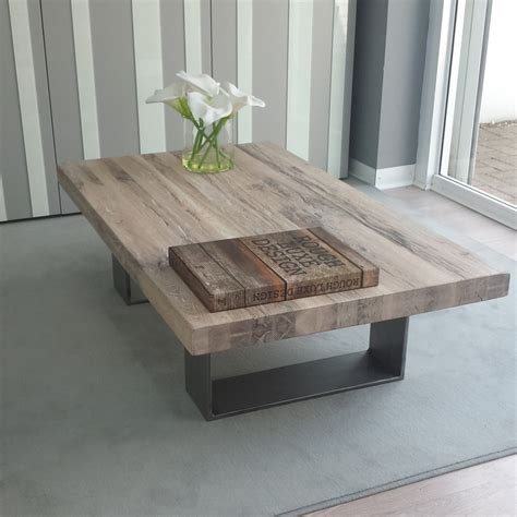Wood Coffee Table Metal Legs Wood And Metal Coffee Table Design Images Photos Pictures